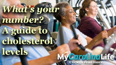 Whats your number? a guide to cholesterol levels