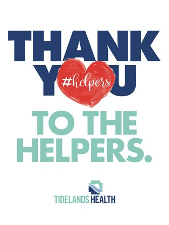 Thank You Helpers