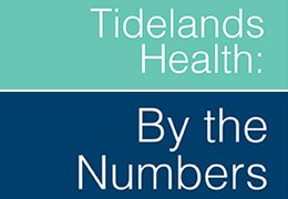 Tidelands Health by the numbers.