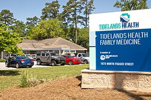 Tidelands Health Family Medicine at Georgetown