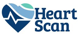 The Heart Scan logo.
