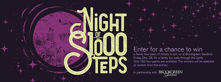 Night of a Thousand Steps