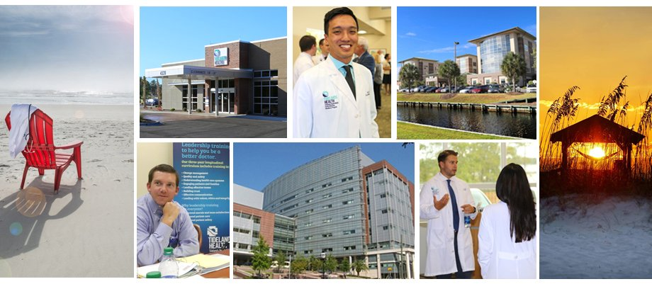 The Tidelands Health MUSC Family Medicine Residency Program