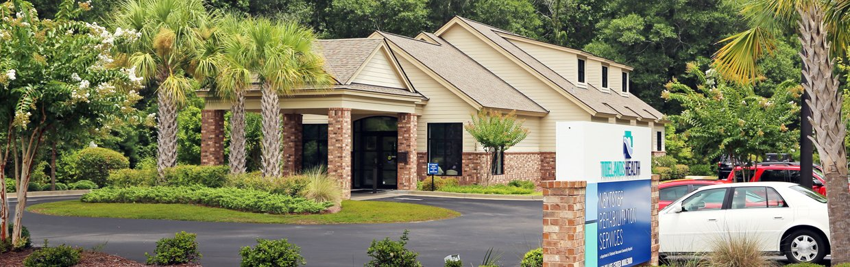 Tidelands Health Rehab at Carolina Forest