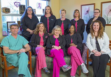 Tidelands Coastal Carolina Breast Center Team