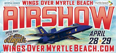 Wings Over Myrtle Beach Logo
