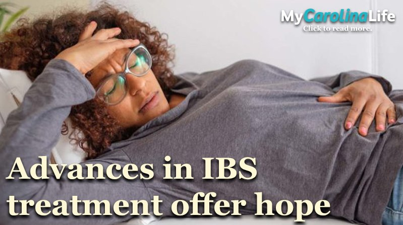 Advances in IBS treatment offer hope