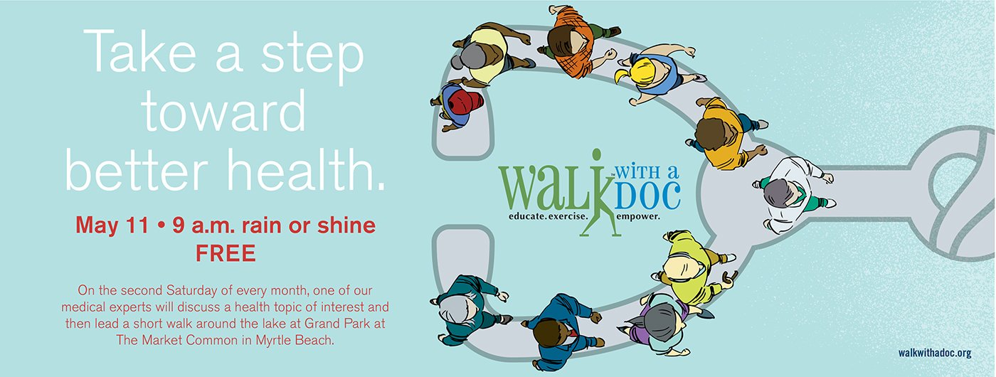 Walk With a Doc May 2019