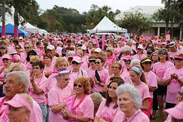 "The 2017 ""In the Pink"" Breast Cancer Awareness Walk"
