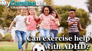 Can exercise help with ADHD?