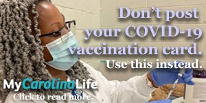 Dont post your vaccination card