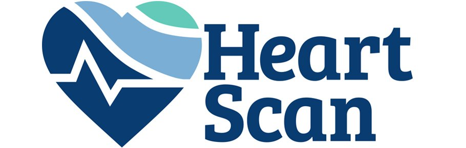 Heart Scan logo.