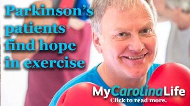 Parkinsons patients find hope in exercise