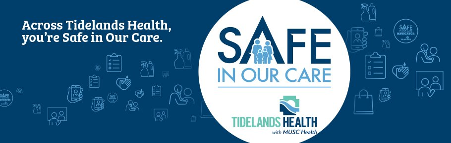 Safe in Our Care Banner