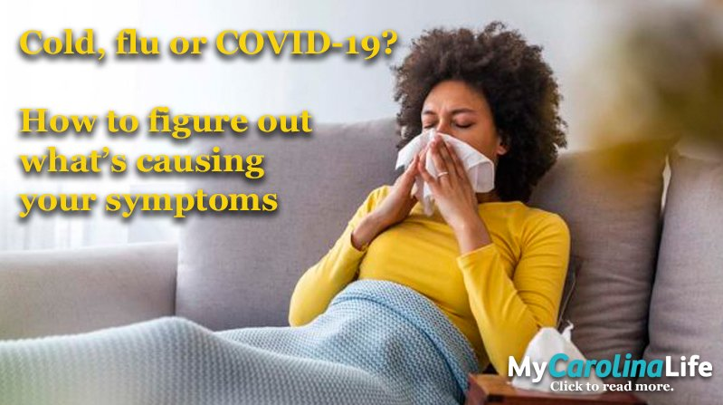 Cold, flu or covid-19?