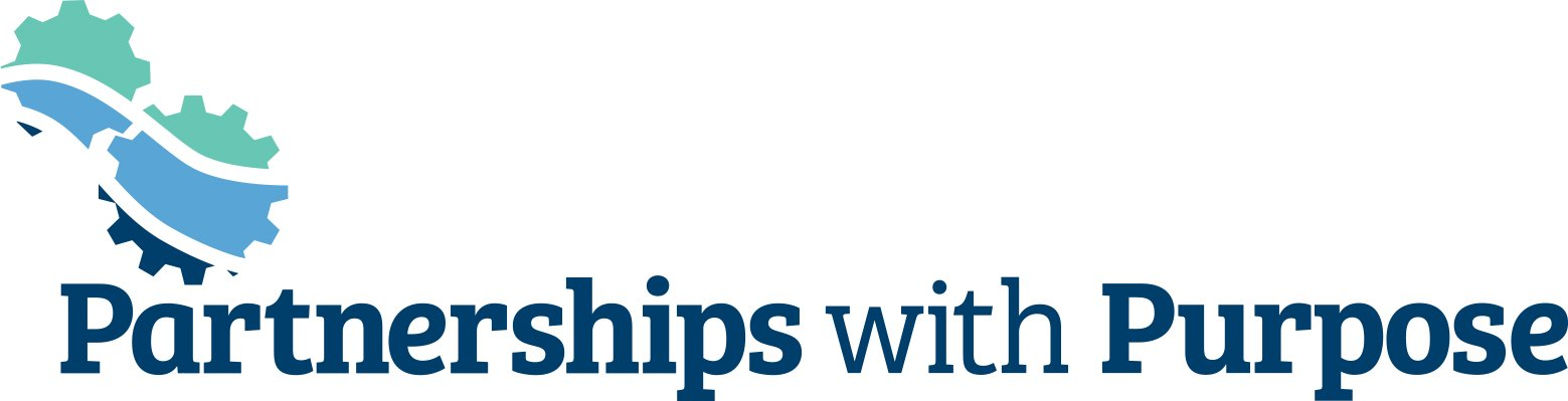Partnerships with Purpose banner