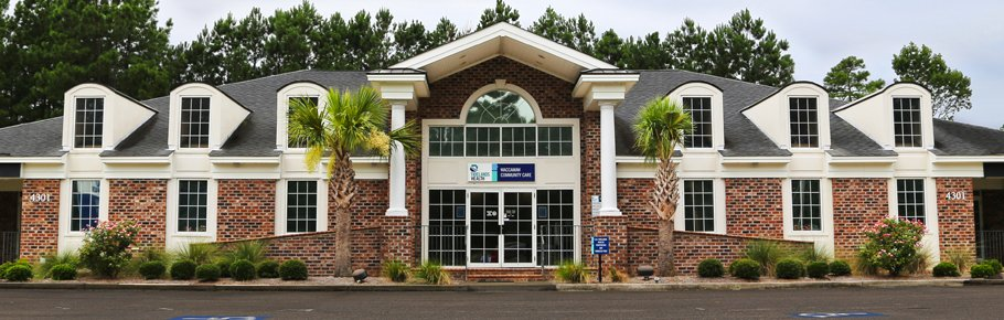 Tidelands Waccamaw Community Care in Socastee