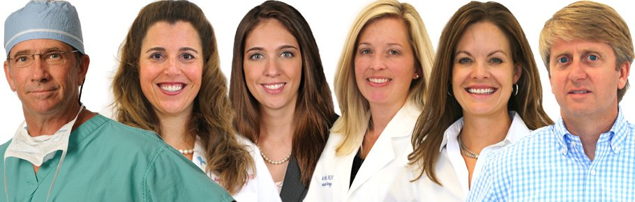 The oncology physicians of Tidelands Health
