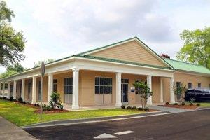 The Tidelands Health Community Resource Center in Georgetown